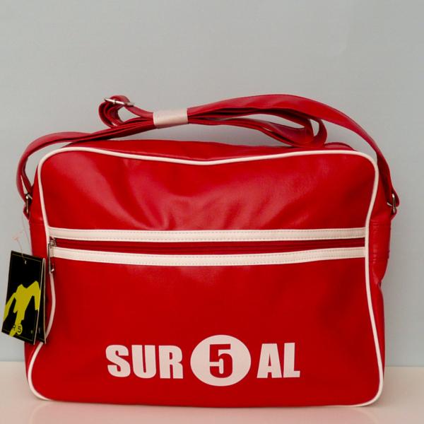 schoudertas voor tieners rood tk701