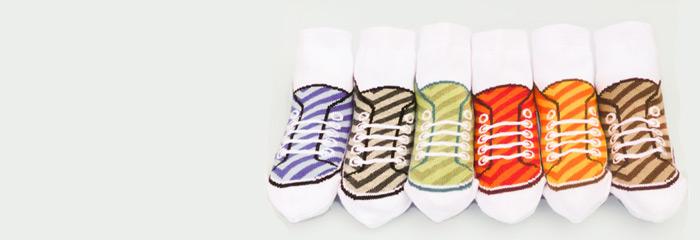 Inkopen voor mijn webshop - shoe socks